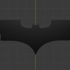 Download free 3D printing designs Key ring Batman Christian Bale, YoSoyBaro