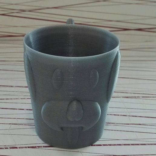 2.jpg Download free STL file Animal cups • Design to 3D print, Rudddy