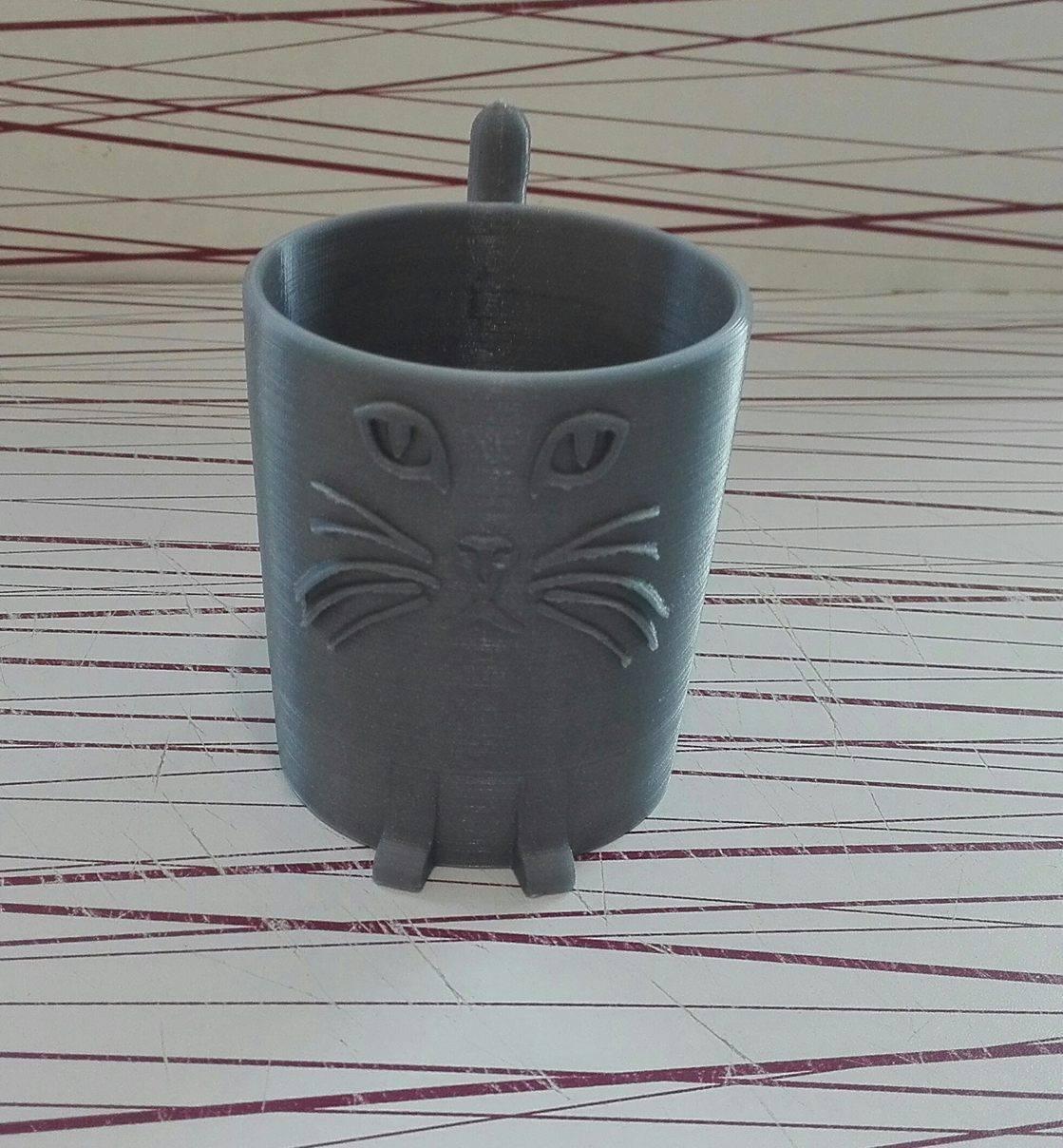 1.jpg Download free STL file Animal cups • Design to 3D print, Rudddy