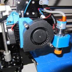 Imprimir en 3D gratis Soporte de sensor de nivel automático de 18mm para Anet A8 lado derecho, lukeskymuh