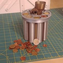 Descargar archivo 3D gratis euro-coin-sorter, lukeskymuh