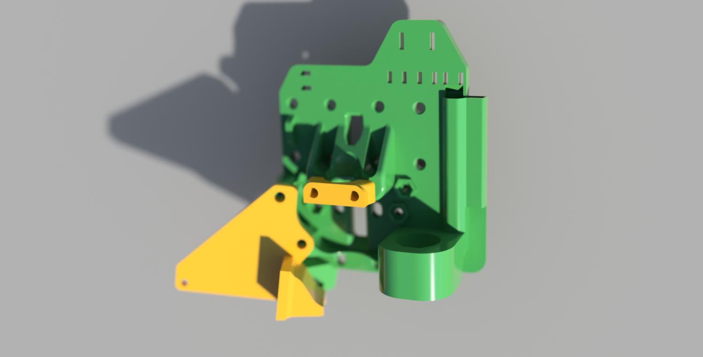E3D_holder_v4_with_sensor_2017-Aug-15_07-59-31AM-000_CustomizedView24272244647.png Download free STL file Lukestruder - The E3D V6 bowden mount for prusa i3 (Anet A8) • 3D printer design, lukeskymuh