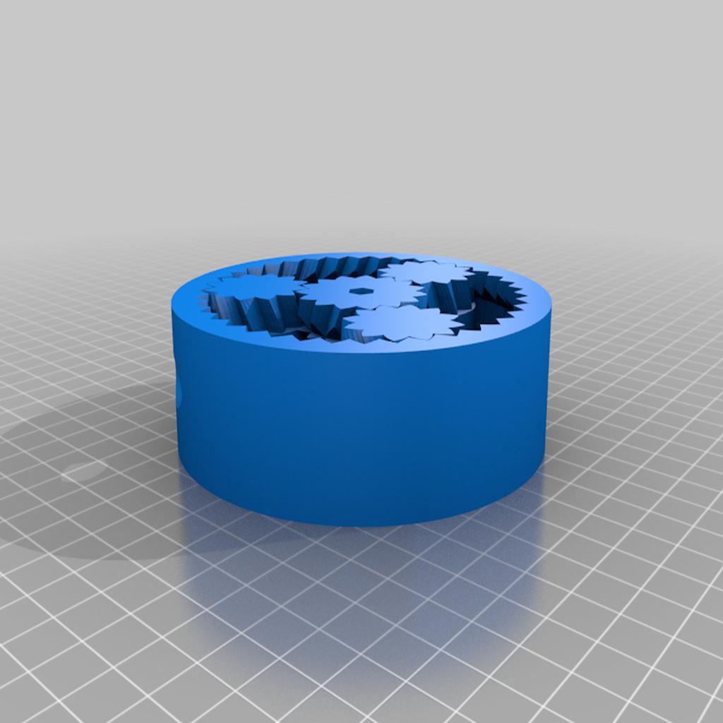 peristaltic_20191101-63-14x4d1h.png Télécharger fichier STL gratuit Ma pompe péristaltique paramétrique personnalisée pour tube de 10 mm • Modèle imprimable en 3D, lukeskymuh