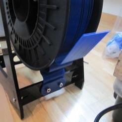 Imprimir en 3D gratis mantener el filamento en su lugar resorte, lukeskymuh
