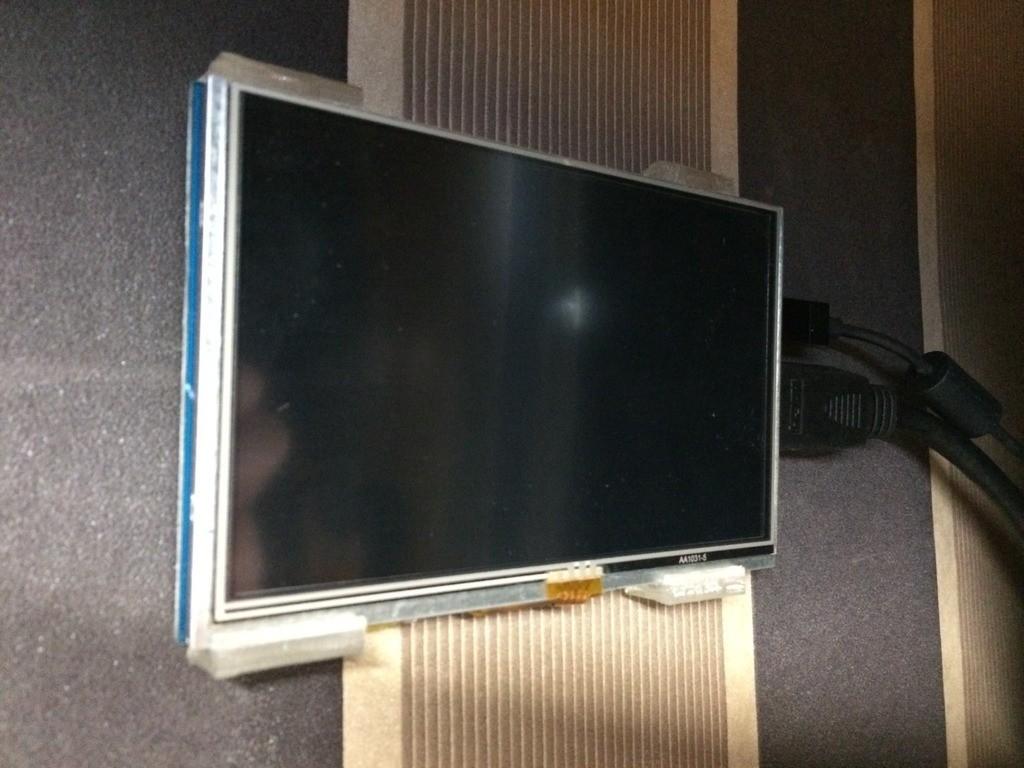 "54578611656798245210940077c32ced_display_large.jpg Télécharger fichier STL gratuit ""5"" Raspberry pi LCD LCD Montage mural • Objet imprimable en 3D, indigo4"