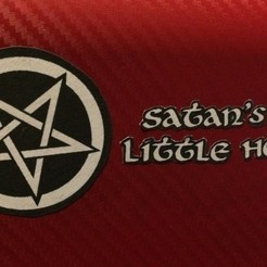 Download free STL file Satan's Little Helper, indigo4