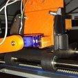 Download free 3D model XYZ DaVinci Pro E3D V6 Bed Auto Leveling Mod, indigo4