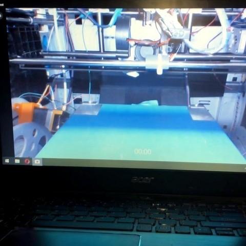 f4338d016685a7c5864b9fdc6378f4b1_display_large.jpg Télécharger fichier STL gratuit Caméra avant XYZ DaVinci • Modèle à imprimer en 3D, indigo4