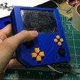 Download free 3D printing files Pocket Wii | Portable Nintendo Wii, indigo4