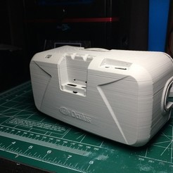 Download free 3D printer designs Oculus Rift DK2, indigo4
