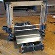 Download free STL file Prusa I3 XL Printing Bed, indigo4