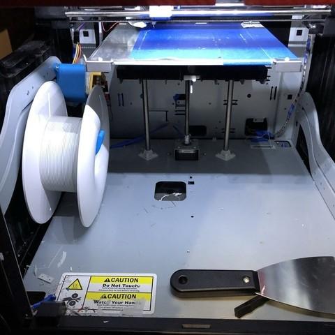 54578611656798245210940077c32ced_display_large.jpg Télécharger fichier STL gratuit DaVinci Pro Couvercle inférieur • Design à imprimer en 3D, indigo4
