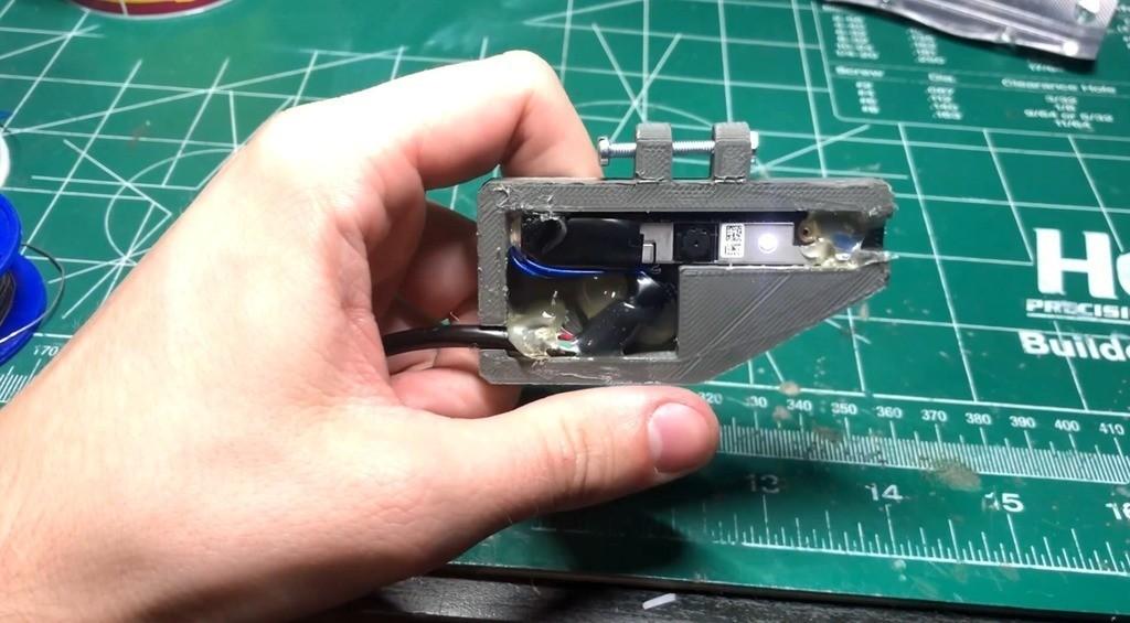 24b8c2f014ec4befad91c06193c2065c_display_large.jpg Télécharger fichier STL gratuit Caméra avant XYZ DaVinci • Modèle à imprimer en 3D, indigo4