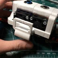 b0e7e0341662ecbe4d52edf41d3de32a_display_large.jpg Télécharger fichier STL gratuit DaVinci Pro Dual E3D V6 Bowden Extrudeuse Pro Dual E3D • Objet pour imprimante 3D, indigo4