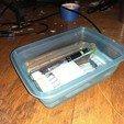Free 3D printer designs PCB Making Vat, indigo4