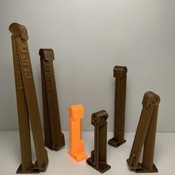 Download 3D printing templates CLIP!t sealing clip , SIGNMAK