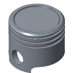 Imprimir en 3D pistón, msalman323232