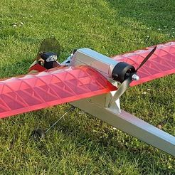 Télécharger fichier imprimante 3D gratuit capot moteur, jet, avion rc, avion, aéromodélisme, michelmalezieux