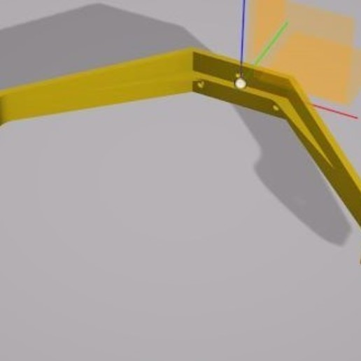 Download free STL file plane, plane, bomb, model, weapon, landing gear • 3D printer template, michelmalezieux