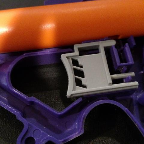 IMG_20181202_111926056.jpg Download free STL file Nerf Lock n' Load Trigger • 3D printable template, popatachi
