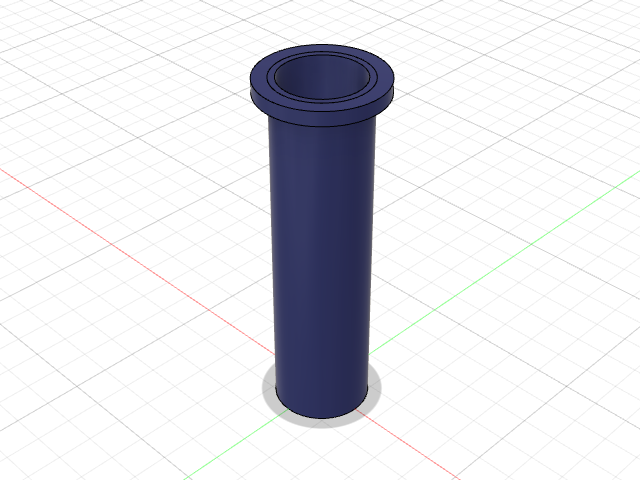 Extensión_Portafilamento_Ender3.png Download free STL file Ender 3 filament holder extension • 3D printable design, PilotDog