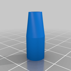 Download free STL file Simple mouthpiece cigarette • Design to 3D print, PilotDog
