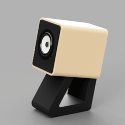 Download free 3D printer files zx82net Bookshelf Speaker (Hexibase remix), zx82