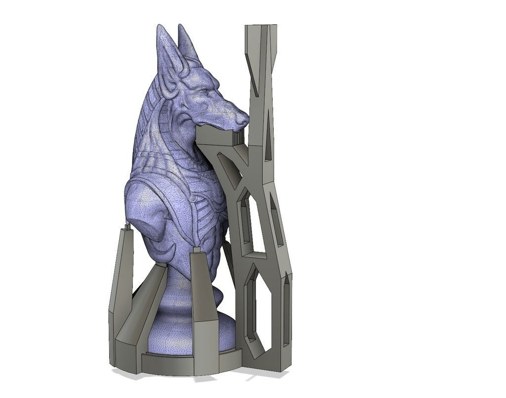 35508cd9244f0008f95ee7c36cd7acd0_display_large.jpg Download free STL file Zorum's Knight of Egypt with customizable support • 3D printable template, zx82