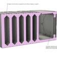 Télécharger modèle 3D gratuit Subwoofer monobloc Hexibase Tang Band (Fusion 360), zx82