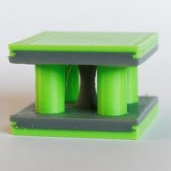 Free 3D print files Planar Shock Absorber, zx82