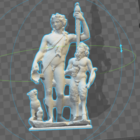 Modelos 3D para imprimir dionis, ivo_se