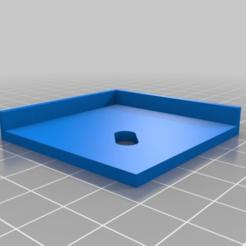 3ec11d8a47236da5639c25d760628526.png Télécharger fichier STL gratuit Ender 3 bed corner glass holder • Objet pour imprimante 3D, intommy