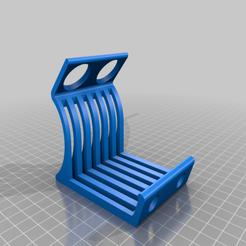 toothholder_v10.png Télécharger fichier STL gratuit Porte-brosse à dents petit • Objet pour impression 3D, intommy