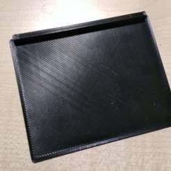 IMG_20190428_081333.jpg Download free STL file Ender 3 LCD cover - simple • Template to 3D print, intommy