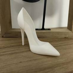 Download 3D printer designs High Heels Stiletto, JOlivier