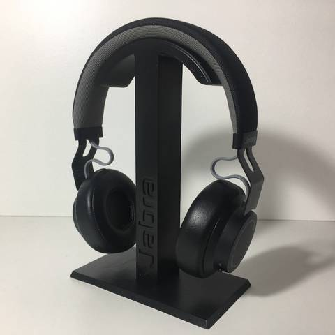 3D print files Audio Headset Holder, JOlivier