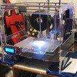 Free STL files STL file For DIY 3D Printer, esignsunny