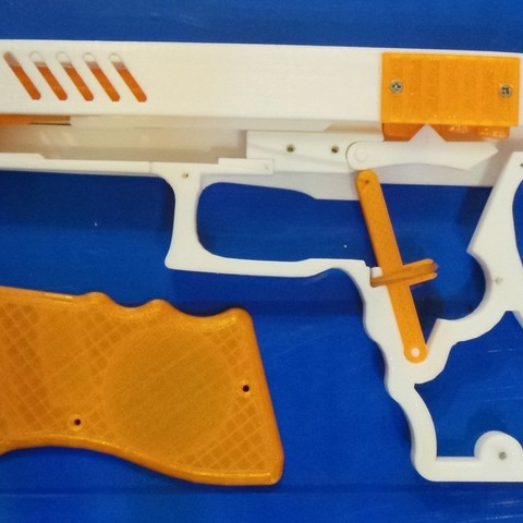 7c51da1c451e25a918f29efbdf6591cb_display_large.JPG Download free STL file Rubber band gun with Blowback action • 3D printing template, esignsunny