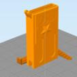 Télécharger fichier STL gratuit Support de carte de visite Zippo • Design pour impression 3D, djcloony