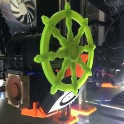 IMG_4744.jpg Télécharger fichier STL gratuit Rotation de l'extrudeuse Roue Dharma - Prusa mk2.5 avec ventilateur à 45 degrés R3 • Plan à imprimer en 3D, Lammesky