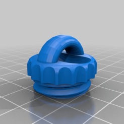 c1898629d1550c04f6e832db9e3db261.png Download free STL file Cap for battery container 18650 • 3D printing object, Lammesky
