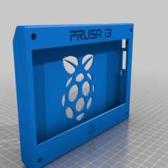 9aead8cba46f3a249976c80894b9b795.png Download free STL file 7inch screen case for Raspberry pi HDMI Touch Screen • 3D printing template, Lammesky