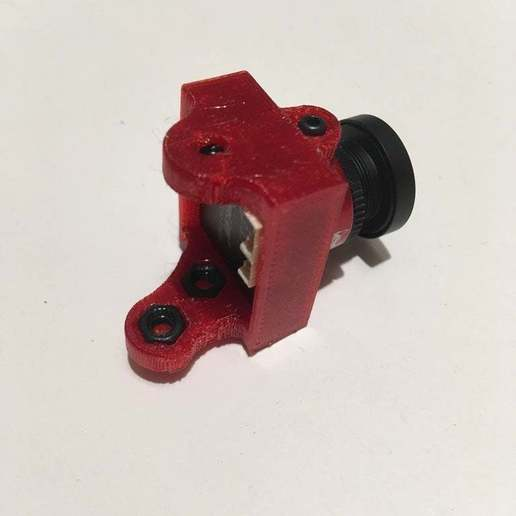 0_-_2_3.jpg Download free STL file Runcam Eagle Micro Camera adaptor • 3D printable object, Lammesky