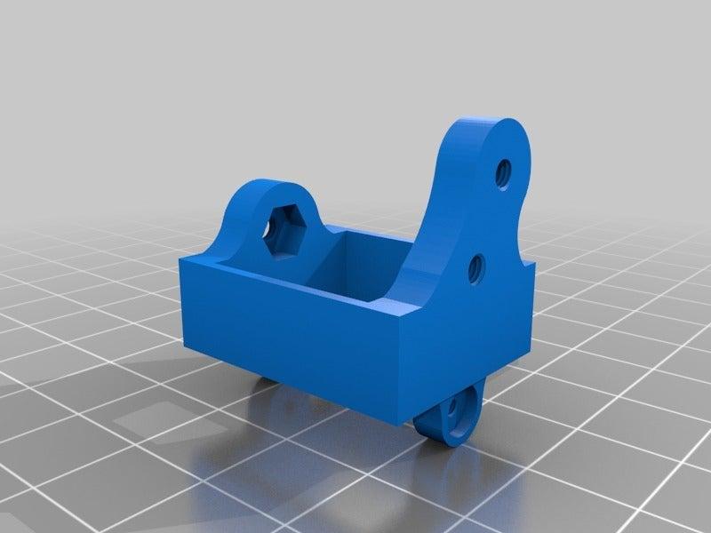 9c2fac96ff22c5b769585637cbea637a.png Download free STL file Runcam Eagle Micro Camera adaptor • 3D printable object, Lammesky