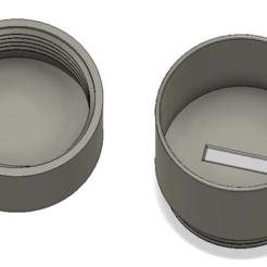 Skærmbillede_2018-11-06_kl._10.04.57.png Download free STL file Coins and Cup-Can-Bottle -holder for car • 3D printable template, Lammesky