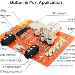 Skærmbillede_2019-08-02_kl._19.09.16.png Download free STL file Box for Bluetooth Audio Receiver board module • 3D printer template, Lammesky