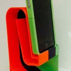 folded-horn.jpg Download free STL file Passive speaker - folded horn - Phone / Iphone5 • 3D printing model, Lammesky