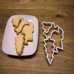 Download free 3D printing designs Christmas Cookie Cutter, Bengineer3D