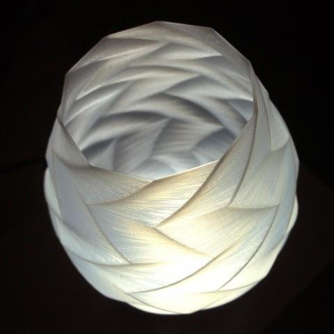 Free 3D print files Zigzag Vases, Revalia6D