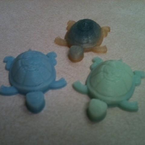 marker-turtles_display_large_display_large.jpg Télécharger fichier STL gratuit Coloriseur de filament - Support de marqueur pour filament de 3mm • Modèle pour imprimante 3D, Revalia6D